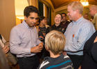 Sal Khan Reception