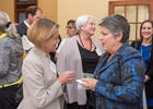 Dr. Charlotte Jacobs & Janet Napolitano Reception