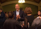 Senator Cory Booker Reception