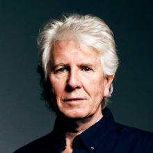 Graham Nash, photo by Eleanor Stills
