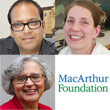 Image - MacArthur Foundation Creative Thinking Awards