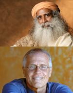 Image - Sadhguru and Paul Hawken Talk Socially Conscious Business
