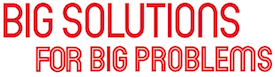 Big Solutions for Big Problems special series in August 2016