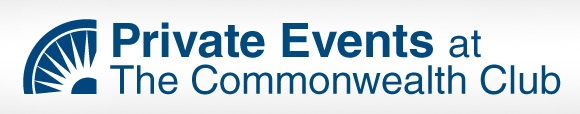 Private Events at The Commonwealth Club of California