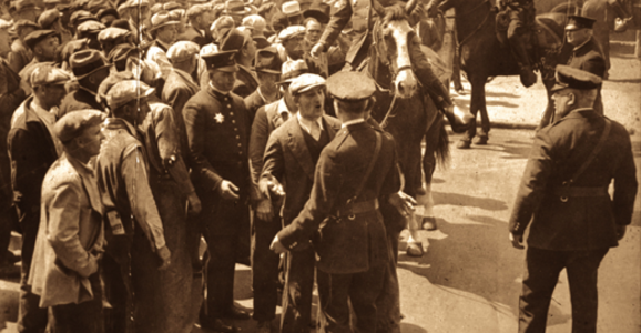 From Bloody Thursday to Now: 80 Years of Labor History in San Francisco