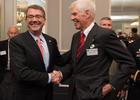 Secretary of Defense Ash Carter Reception