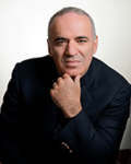 Garry Kasparov: Former World Chess Champion and Chairman of the Human Rights Fou