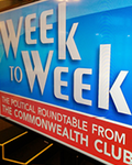 Image - Week to Week Political Roundtable and Member Social 1/25/16