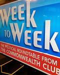 Image - Week to Week at The Commonwealth Club