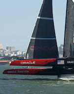 Image - How Did Oracle Team USA Win The America's Cup - Twice?