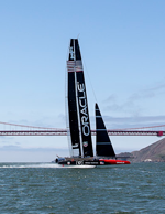 Image - America's Cup Oracle Team USA: Racing on San Francisco Bay