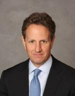 Image - Timothy Geithner - Former US Secretary of Treasury