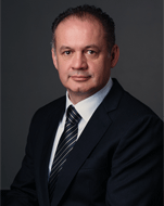 Image - Andrej Kiska, President, Slovak Republic