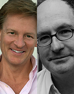 Image - John Lanchester in conversation with Michael Lewis