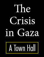 Image - Town Hall: The Crisis in Gaza