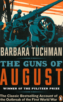 Image - Book Discussion: The Guns of August by Barbara Tuchman