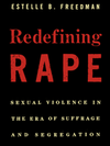 Image -ape: Sexual Violence in the Era of Suffrage & Segregation