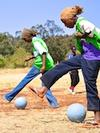 Image - Empowering Girls through Sport: Giving Girls a Voice and a Choice!