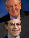 Image - Steve Forbes and Alan Auerbach