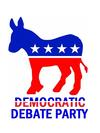 Image - INFORUM Debate Watching Party! Democrats Round 2