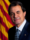 Image - His Excellency Artur Mas, President of Catalonia
