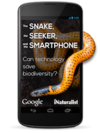 Image - The Snake, the Seeker and the Smartphone: Can Tech Save Biodiversity?