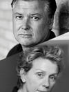 Image - Conleth Hill and Frances McDormand