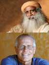 Image - Sadhguru and Paul Hawken Talk Socially Conscious Business