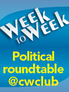 Image - Week to Week Political Roundtable and Member Social 2/17/15