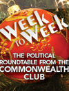 Image - Week to Week Political Roundtable and Holiday Social 12/14/15